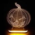 چراغ خواب جی اچ استور طرح کدو هالووین کد CHKH-003