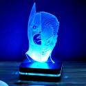 چراغ خواب سه بعدی طرح  بتمن و جوکر کد CHKH-021
